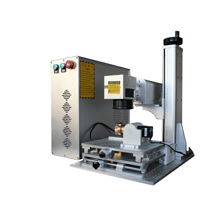 Máquina de marcação a laser de fibra